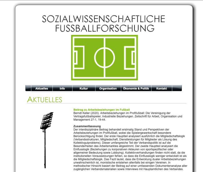 fussball-forschung